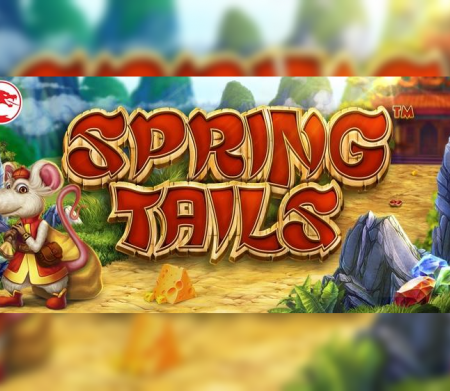 Betsoft Gaming releases Spring Tails