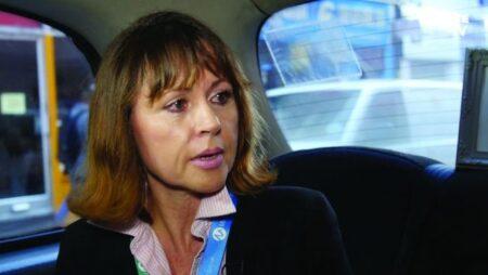 Tracy Damestani steps down from ECA board