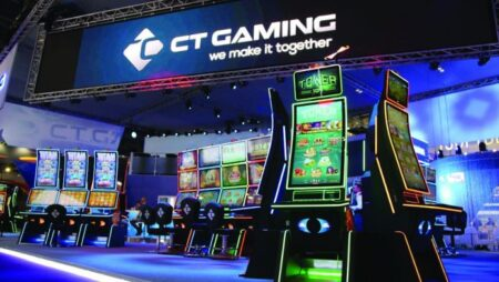 CT Gaming reports overwhelming interest at ICE driven by innovative new products