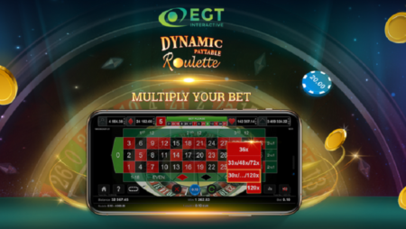 EGT Interactive launches new iGaming roulette experience.
