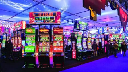 EGT unveiled the future of gaming on London stage