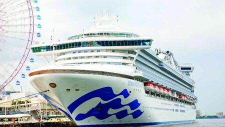 Genting Hong Kong cancels executive salaries, Princess Cruises cancels voyages