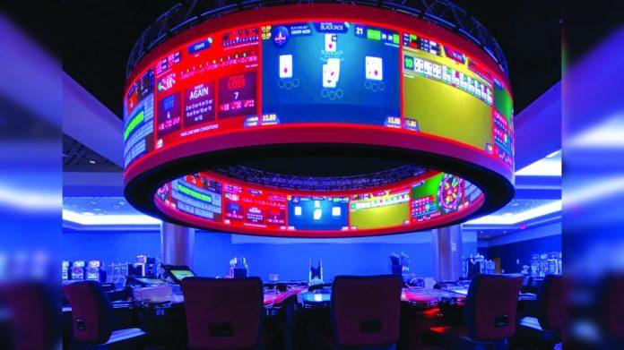 JCM Global deploys digital signage solutions at Resorts World Casino New York City