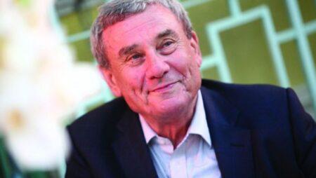Veteran hotel and casino magnate Sol Kerzner dies