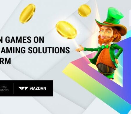 Wazdan joins BOSS. Gaming Solutions as their latest games provider!