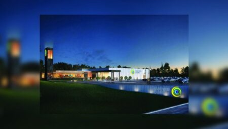 Cascades Casino construction on hold