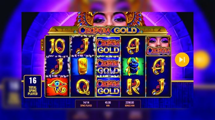 IGT PlayDigital Launches Cleopatra Gold Online via PlayRGS
