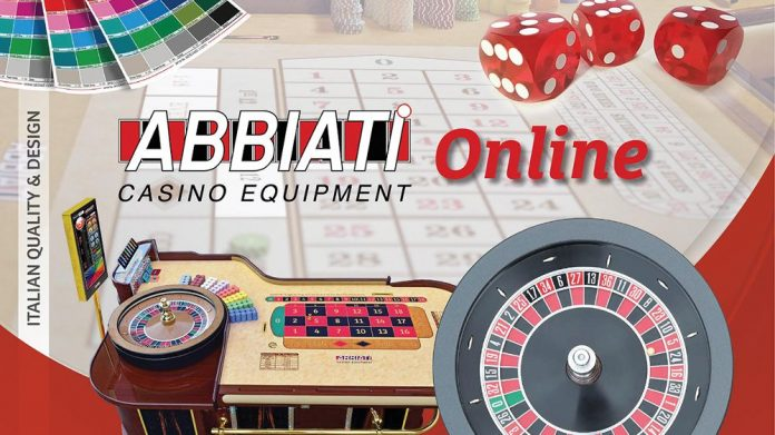 Abbiati debuts range for the iGaming sector
