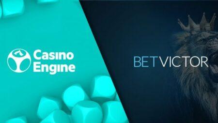 BetVictor to increase online casino portfolio via EveryMatrix