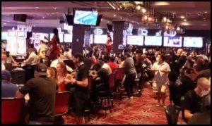 Enthusiastic gamblers welcome re-opening Las Vegas Strip casinos