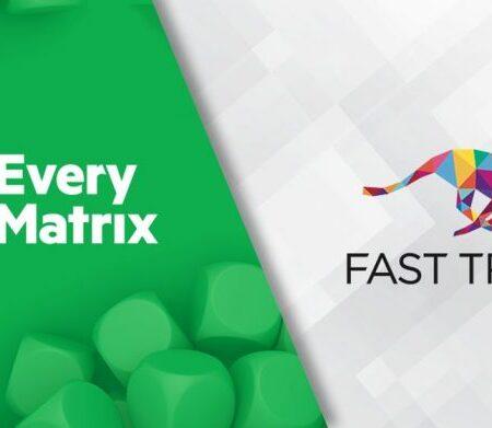 EveryMatrix integrates FAST TRACK to enhance customer engagement for operators