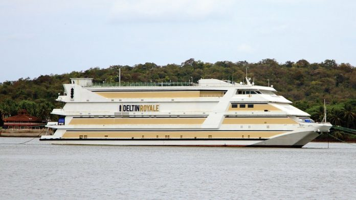 Goa Floating Casinos Mandovi River