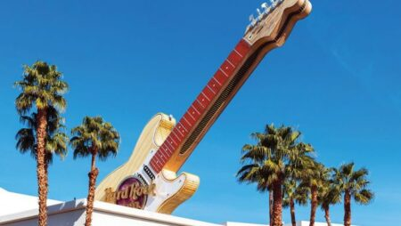 "Hard Rock International: ""We look forward to the opportunity of enhancing our presence in Las Vegas"""