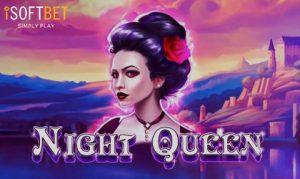 iSoftBet launches spooky new Night Queen online slot