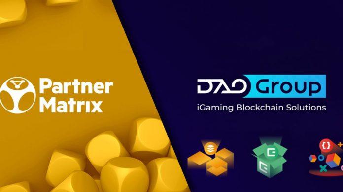 PartnerMatrix inks partnership agreement with DAOGroup