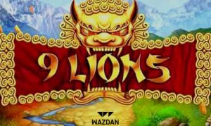 Wazdan's 9 Lions online slot game provides players with big win