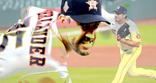 Houston Astros Ace Justin Verlander Possibly Out for Season with Forearm Strain