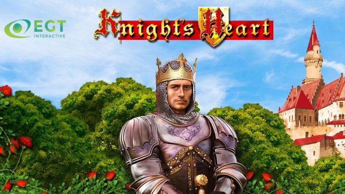 Knight's Heart. Summer winnings with medieval taste