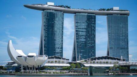 Singapore's IRs resume operations