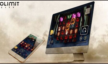 Nolimit City Limited goes 'otherworldly' with new Book of Shadows video slot