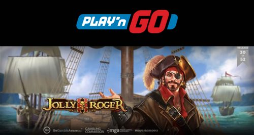 Revisit a pirate legend in Play'n GO's new swashbuckling adventure Jolly Roger 2