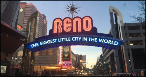 Station Casinos puts pair of Reno parcels up for sale