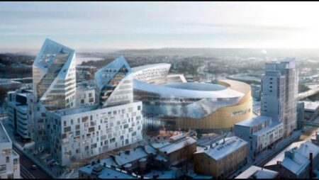 Veikkaus Oy unveils projected opening date for Finland's new Casino Tampere