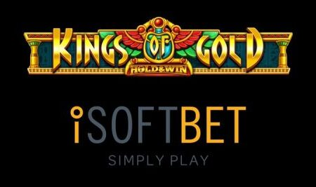 iSoftBet travels to the land of the Pharaohs in new video slot release Kings of Gold