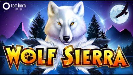 Tom Horn Gaming premieres adventurous Wolf Sierra video slot