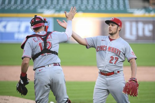 Cincinnati Reds' Pitcher Trevor Bauer Wins the National League Cy Young Award