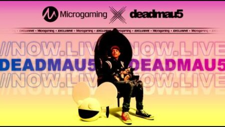 Microgaming rocks out with new Deadmau5 video slot