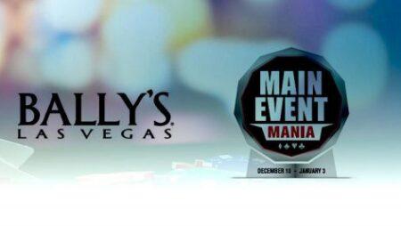 Bally's announces Main Event Mania featuring mega satellites into the WSOP.com Main Event