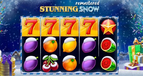 BF Games launches festive online slot game Stunning Snow Remastered
