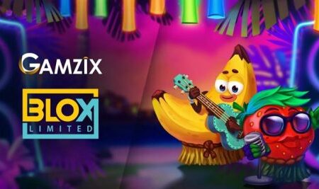 Blox further diversifies portfolio via Gamzix's unique online slots offering