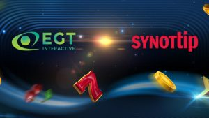 EGT Interactive expands global footprint with Synottip agreement in Czech Republic