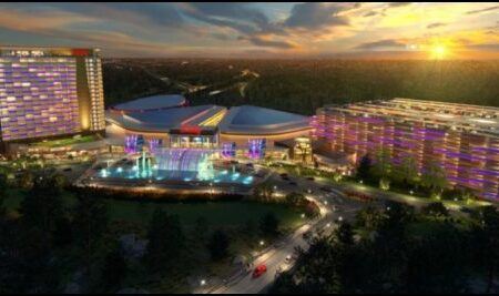 Foursome submit bids for envisioned Richmond casino resort