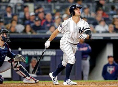 New York Yankees Sign Veteran Outfielder Brett Gardner to 1 Year Contract