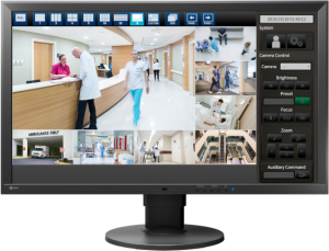 Dallmeier cameras with EIZO IP decoder solutions save cost and effort