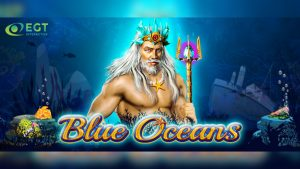 Explore the underwater Kingdom with EGT Interactive new video slot