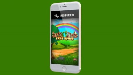 Inspired Entertainment reveals new Slots 'O' Luck Free Spins Irish-themed online slot just in time for St. Patrick's Day