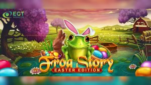 Let the egg hunt begin with EGT Interactive the Easter Slot edition