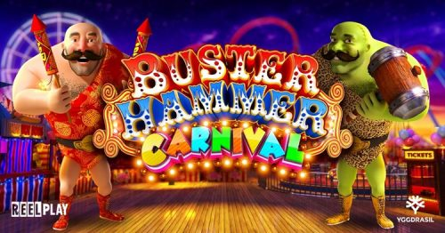 Yggdrasil launches YG Masters partner studio ReelPlay's Buster Hammer Carnival online slot