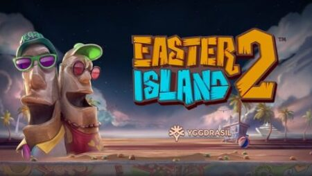 Yggdrasil's new online slot Easter Island 2 travels to Venice Beach for a winning holiday