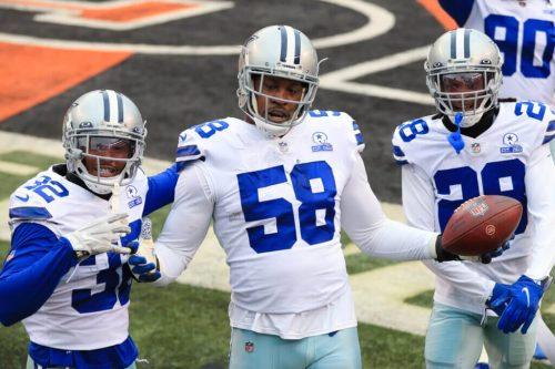 Aldon Smith Agrees to a 1 Year Contract with the Seattle Seahawks