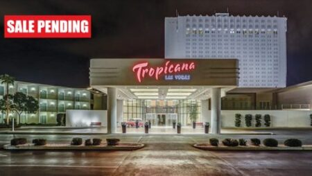 Bally's to acquire Tropicana Las Vegas from GLPI in deal valued at approx. $308 million