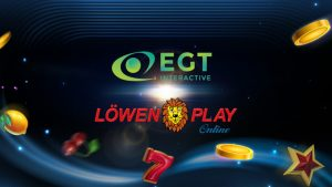 EGT Interactive broadens reach in Germany through partnership with Löwen Play