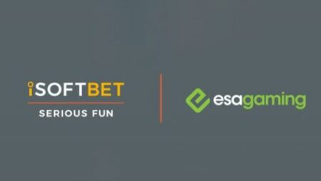 ESA Gaming's EasySwipe content now live with iSoftBet's GAP platform