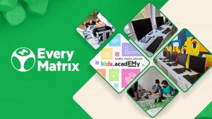 EveryMatrix's NGO expands activity into two new educational Romanian centres