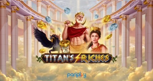 """Pariplay's new action-packed video slot Titan's Riches to appeal to """"treasure-seekers everywhere"""""""