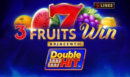 "Playson adds second ""Double Hit"" slot to growing portfolio via new 3 Fruits Win game"